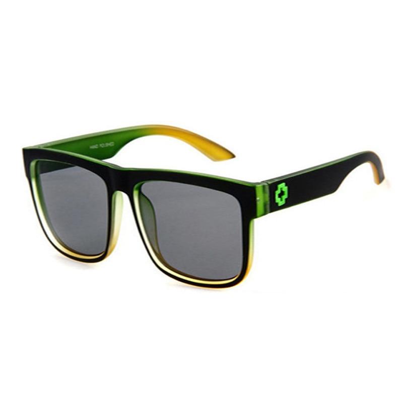 Sports UV Sunglasses Men Brand Designer Women Sun glasses Reflective Coating Square Spied Men Rectangle Eyewear Oculos De Sol