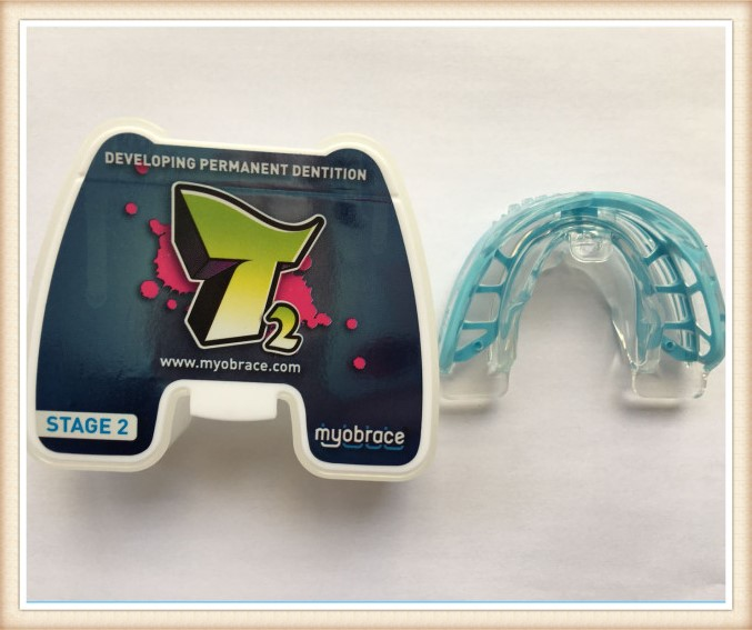 MRC trainer T2 Permanent Dentition Use Teeth Orthodontic Trainer T1/T2/T3 myofunctional infant trainer phase ii hard oringal made in australia infant primary dentition trainer girls