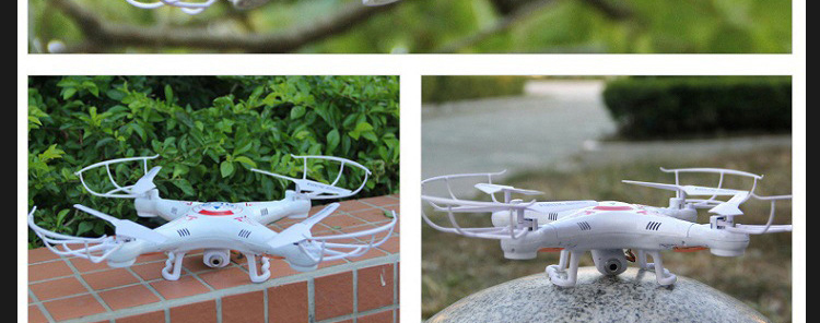 X5C-1 RC Drone with Headless Auto-return Professional Remote Control X5C Quadcopter 2.4G Drones can add 720P HD Camera 26