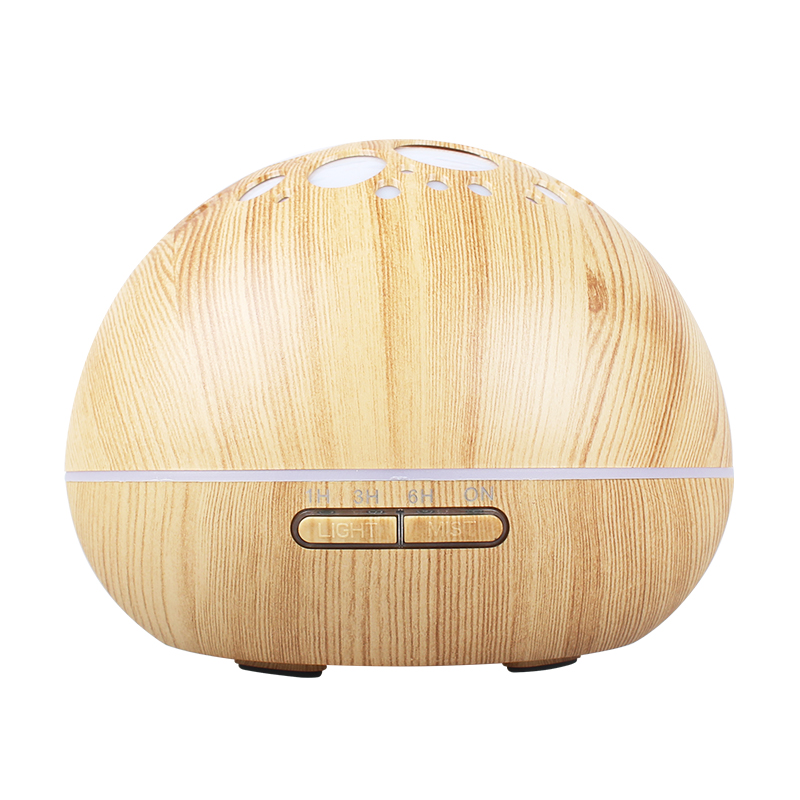 GX Diffuser LED WiFi Smart Oil Diffuser 300ML Air Humidifier Aromatherapy Humidifier Voice Control Aroma Diffuser with Alexa in Humidifiers from Home Appliances