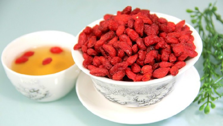 C-TS065 hot sale top grade 250g dried Goji Berries for sex, Goji berry(Wolfberry) herbal Tea green food for health