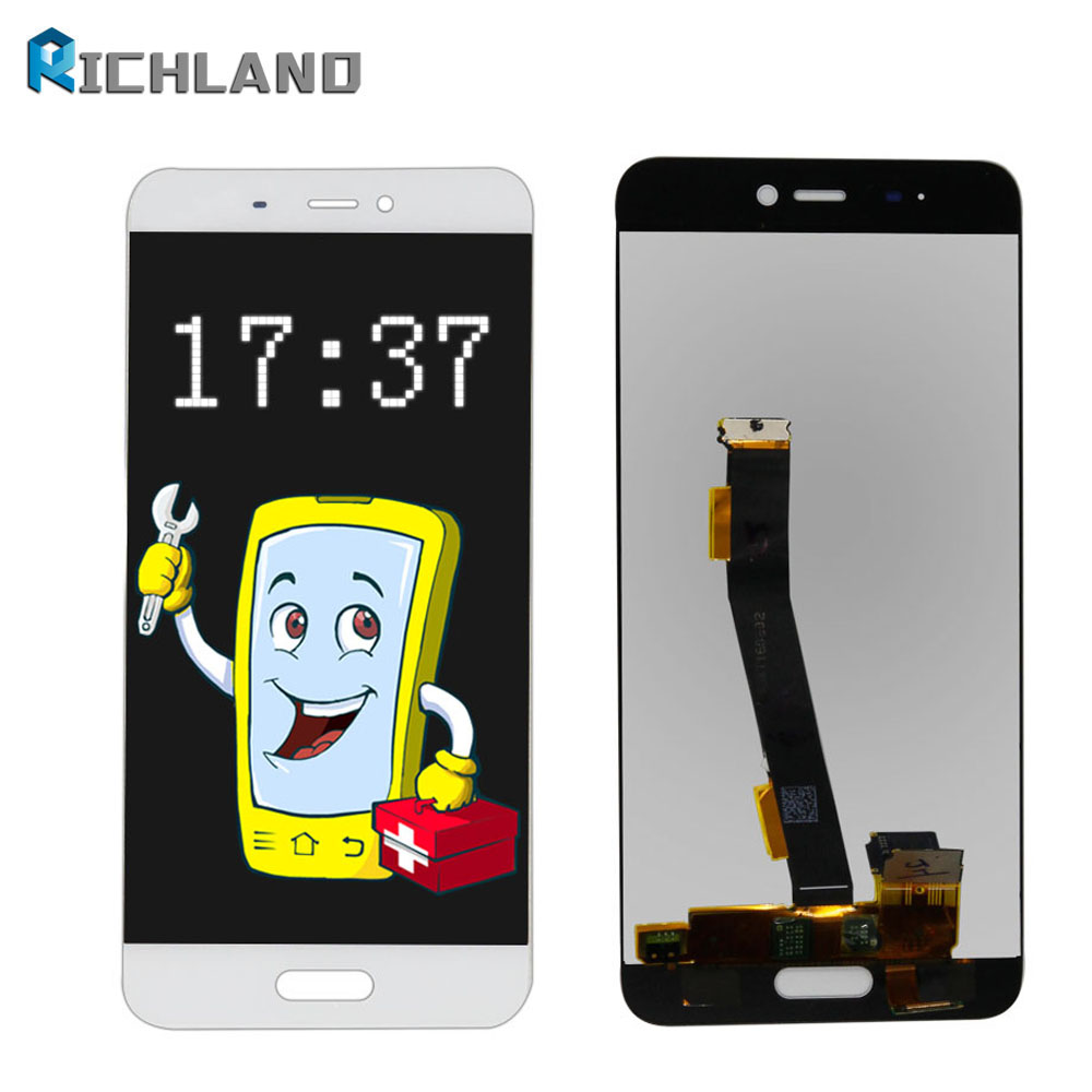100% Tested 5.15 LCD Screen For XIAOMI Mi5 Display with FHD Touch Screen Digitizer Assembly For Xiaomi 5 Mi 5 LCD Display+TOOLS
