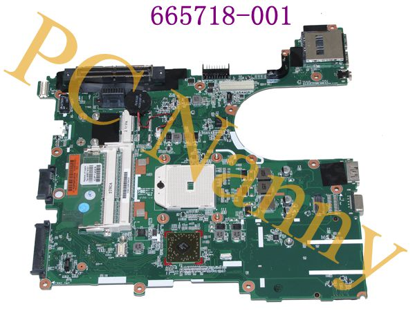 FOR HP Probook 6565B * AMD Laptop Motherboard ** 665718-001 **