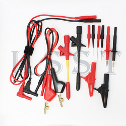 DMM07B Electronic Specialties Test Lead kit Telecom test line,Puncture test hook probes
