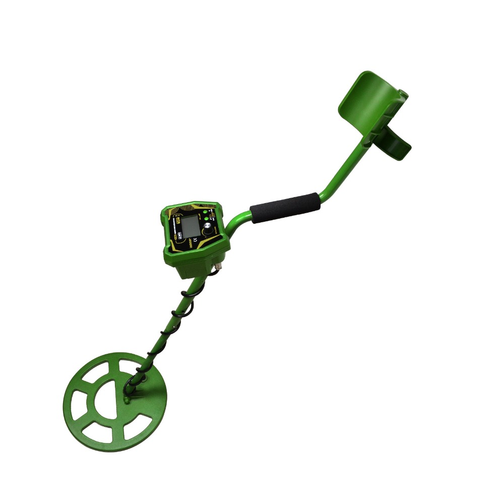Professional TS166A Newest Underground Metal Detector Treasure Hunter Practical Metal Detector with High Precision