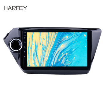 """Harfey Car GPS 9"""" HD Android 8.1 Radio Removal Auto Radio for Kia K2 RIO 2011-2015 with Multi-touch Capacitive Screen Bluetooth"""