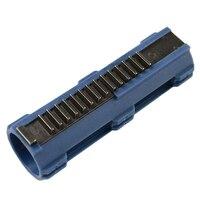 Pistón de 14 dientes de acero completo reforzado con fibra SHS de alta calidad para accesorios de caza  caja de engranajes de Ver 2/3  Airsoft AEG