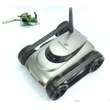 Rc Spy Tank Roboot With Camera