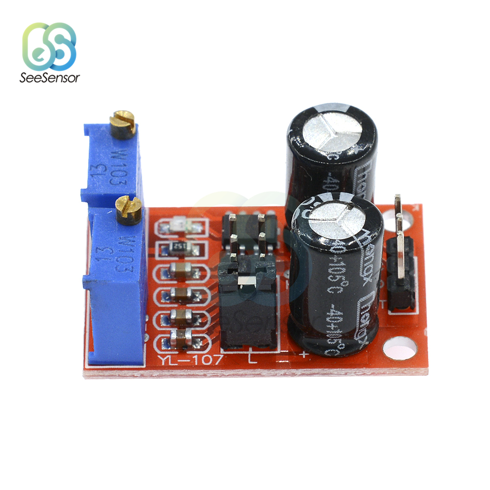 1 × Générateur de signal PWM Pulse fréquence Duty Cycle réglable Module Affichage LCD