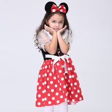 Baby Girl Costume Set Cute Witch Dress Kids Halloween Clothing Free Delivery EK130
