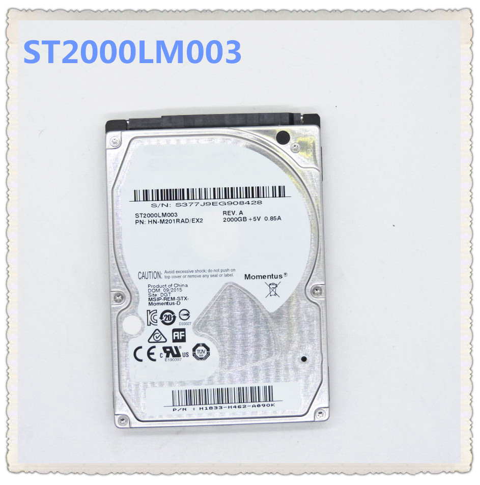 M9T ST2000LM003 2TB 5400 32MB 2.5inch  Ensure New in original box.  Promised to send in 24 hoursvM9T ST2000LM003 2TB 5400 32MB 2.5inch  Ensure New in original box.  Promised to send in 24 hoursv