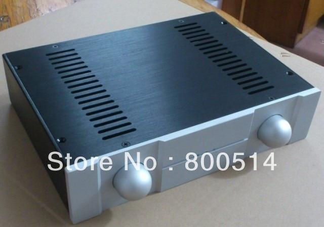 #BZ3207P   Aluminum enclosure / Power amplifier case/  AMP preamp chassis DIY BOX
