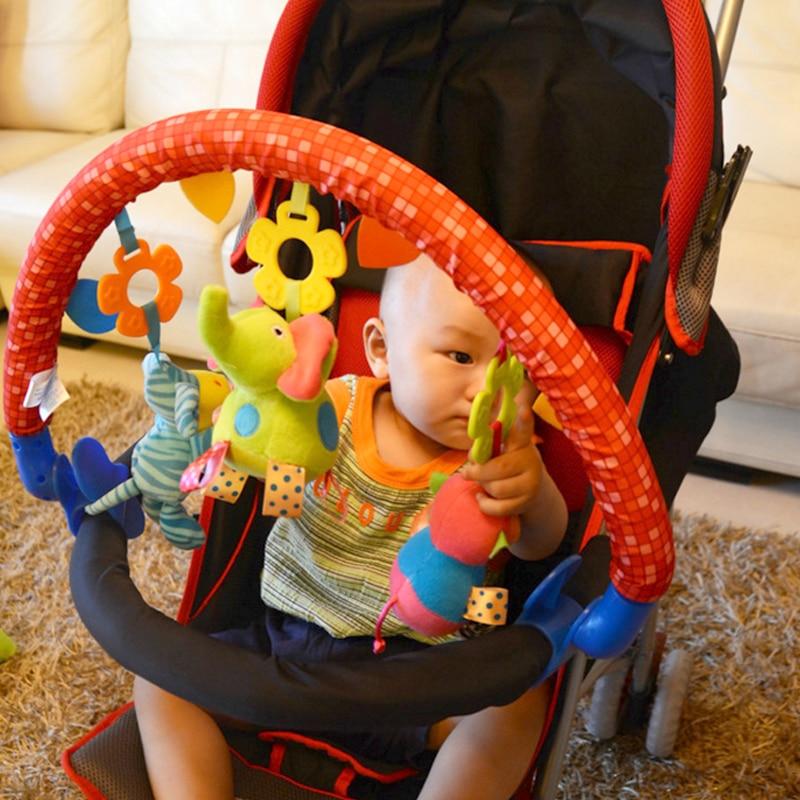 حار بيع المحيط غابة السماء طفل راتل - لعب للأطفال الرضع