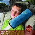 Освобождает hipping детские авто подушка безопасности автомобиля защитите плеча площадку отрегулировать автомобиля 5 цветов подушка для детей дети
