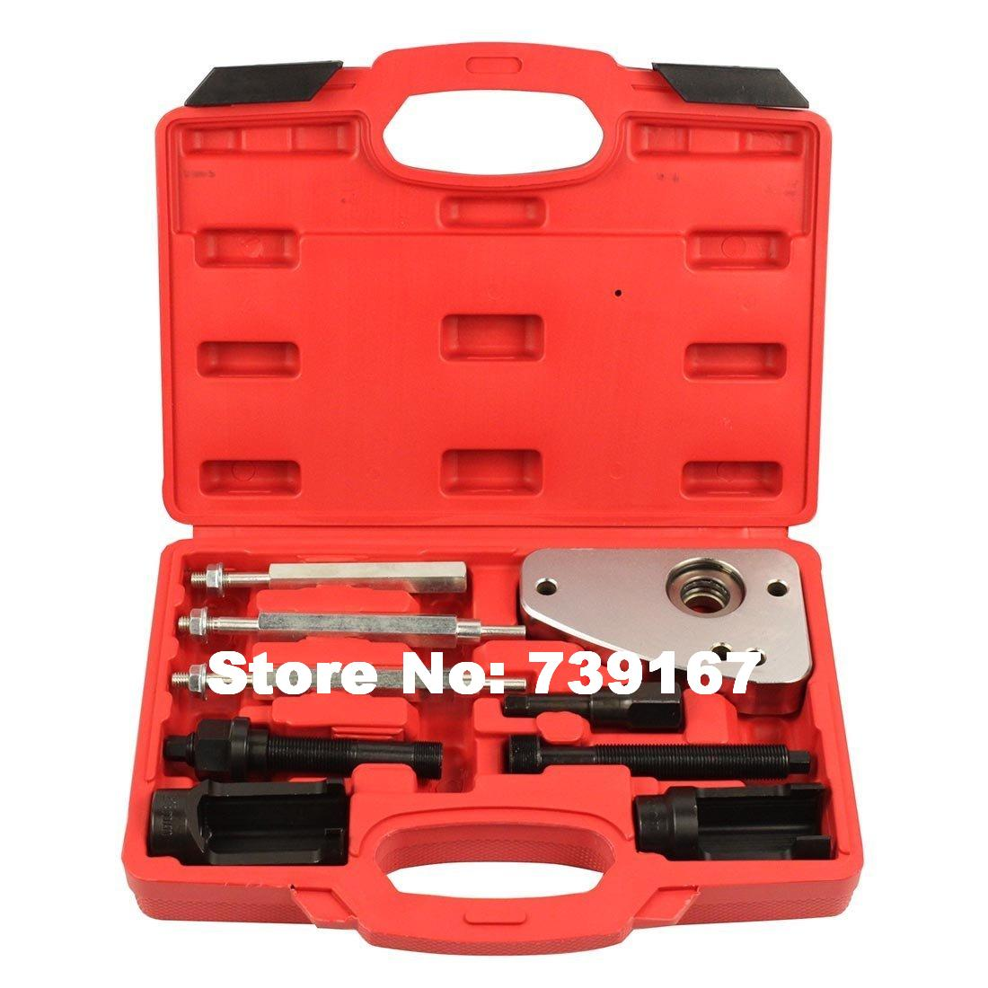 Universal Diesel Engine Fuel Injector Removal Puller Tool For Citroen Peugeot ST0123 car petrol engine timing belt drive tool kit for ew engine code citroen peugeot 1 8 2 0 at2161