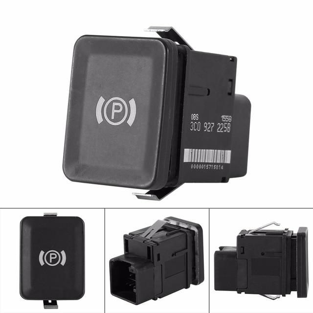 EPB Electronic Handbrake Parking Switch Brake Button For VW Passat B6 C6 CC G1CG Auto Replacement Parts Handbrake Button Switch
