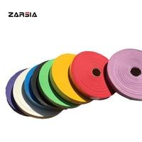 1 Reel 50M Dry feel tennis grip,Long badminton tennis racket overgrips ,fishing rode hand grip smooth racket hand wrap