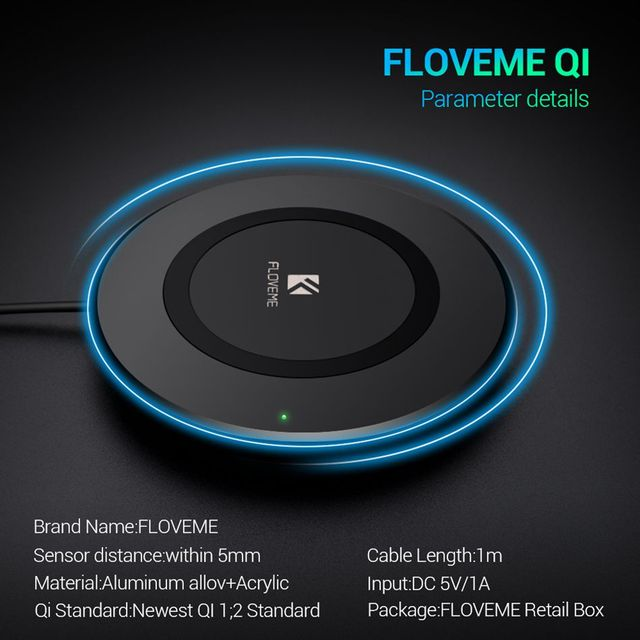 Mobile Phone Wireless Charging Pad
