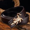 Ceinture Homme 2017 Belts For Men Fashion Men Belts Luxury Brand Business Leather Belt High Quality Buckle Jeans Belts