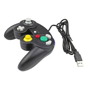 Image 5 - For Gamecube For NGC Controller GC Port PC USB Wired Gamepad Joypad Joystick For Nintendo For MAC Computer