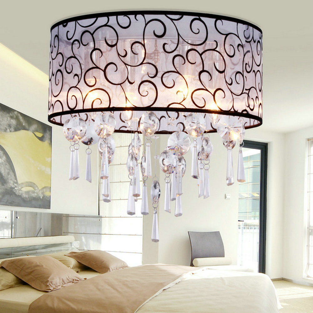 Modern Ceiling Lights For Bedroom Compare Prices On Drum Ceiling Light Online Shopping Buy Low