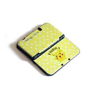 Image 4 - Matowa obudowa ochronna obudowa ochronna na Nintendos nowe akcesoria do gier 3DS LL/New 3DS XL
