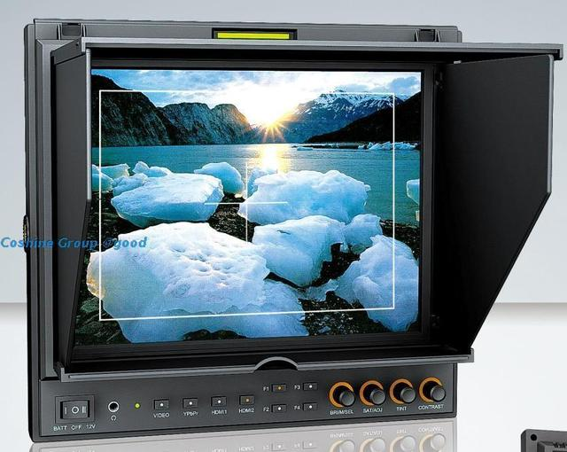 Lilliput 9.7'' 969 A/p On Camera HD 1024x768p IPS Monitor In HDMI Peaking 900:1