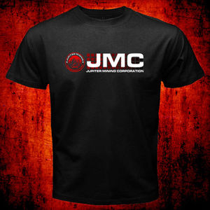 Image 2 - ใหม่ Red Dwarf Series Jupiter Mining Corporation Jmc บริษัท Space Corps 2019 ขายร้อน Super แฟชั่นผู้ชาย O คอลำลอง T เสื้อ