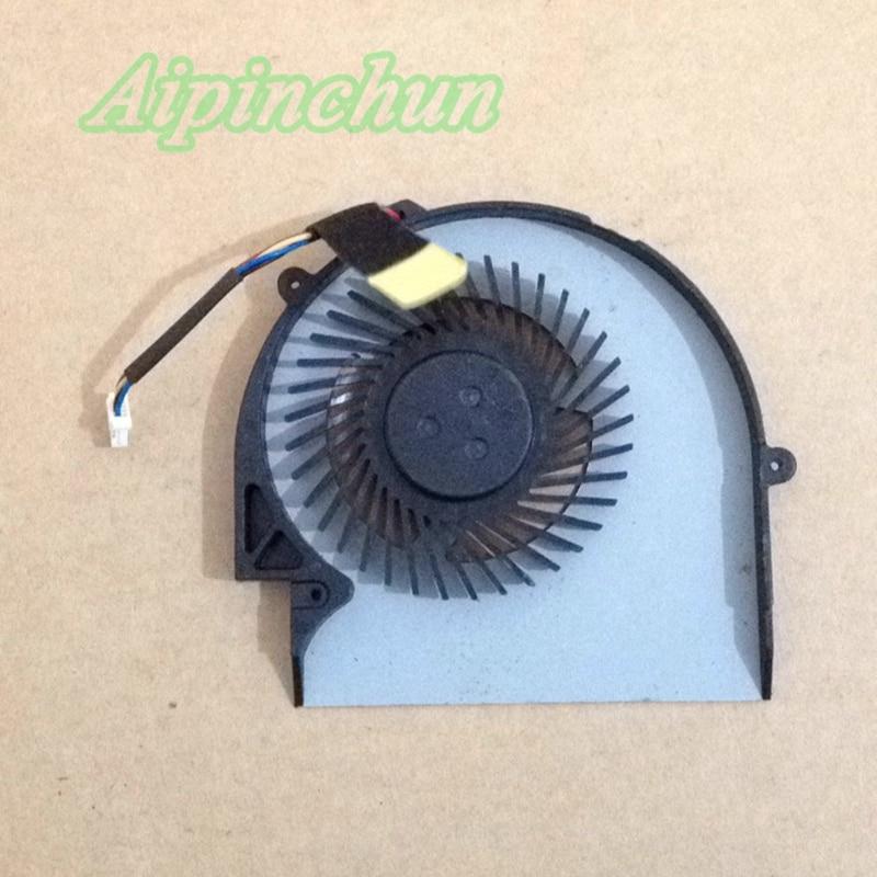 Aipinchun New Cooling Fan For Dell inspiron 13Z M301Z N311Z V131 Cooler Radiators Laptop Fan