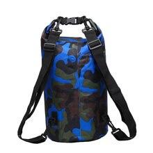 20l водонепроницаемая сумка для прогулок на открытом воздухе