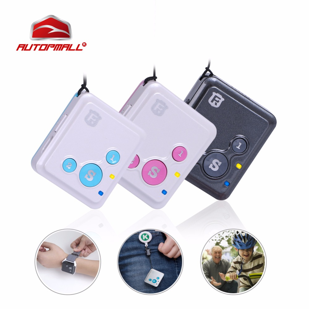 Мини GPS трекер детей RF-V16 Handfree разговор 2 г/м² GPS локатор устройства слежения 12 дней в режиме ожидания SOS вызова Голосовой мониторы бесплатное приложение