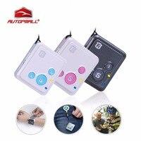 Mini GPS Tracker RF-V16 Handfree Parlare 2G GSM GPS Dispositivo di Tracciamento Locator 12 giorni In Standby Chiamata SOS Voice Monitor Spedizione APP
