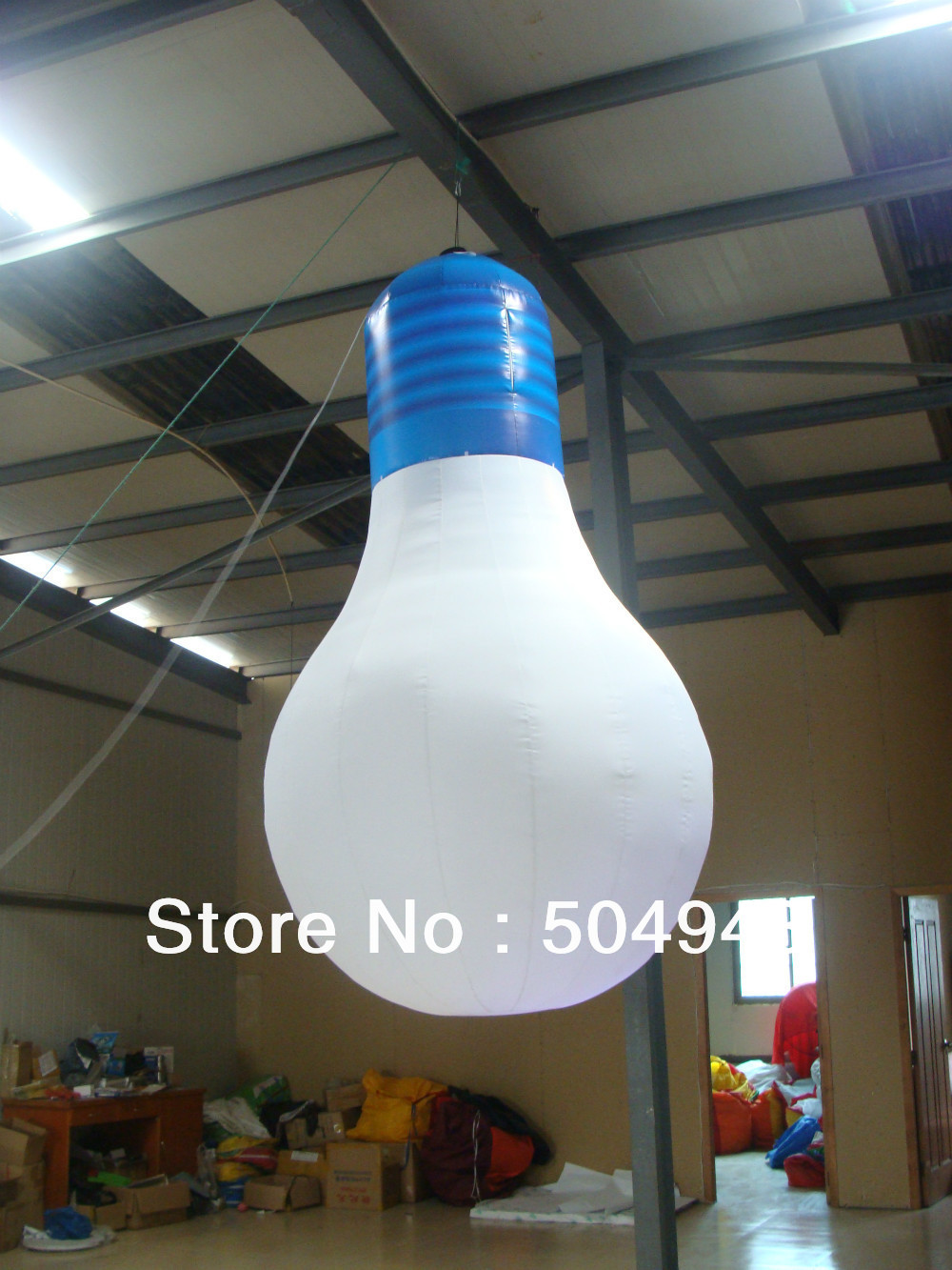 Decoration Inflatable Bulb With Light-in Furniture ...