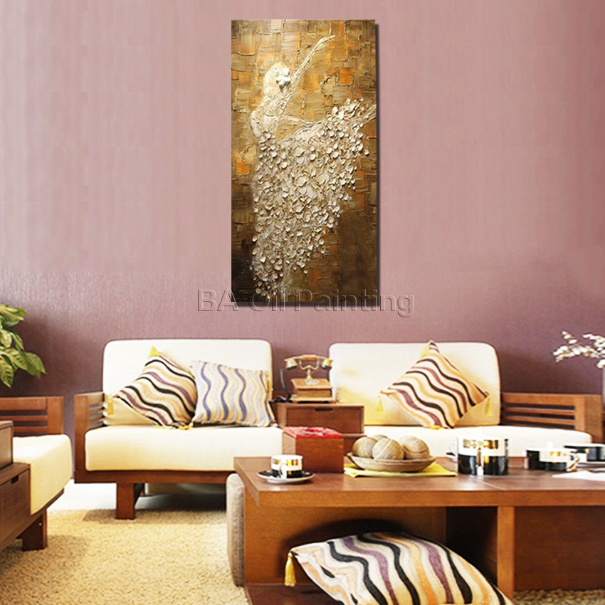 Attractive Modern Living Room Paintings Image Collection - Living ...
