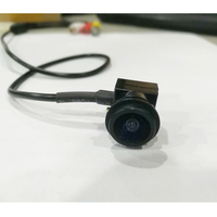Full HD 1080P Mini Spy Surveillance Camera AV BNC Fisheye Camera