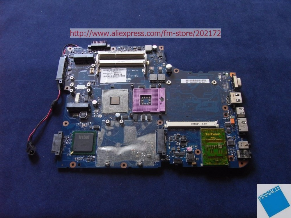 цены K000086370 Motherboard for Toshiba  Satellite  A500 A505 LA-4993P KSKAA L02