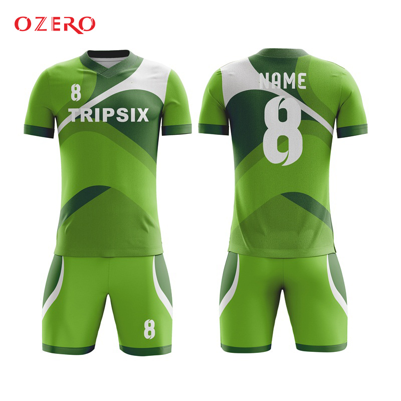 custom colorful china guangzhou cheap football teams t-shirt wholesale sublimated blank soccer jersey