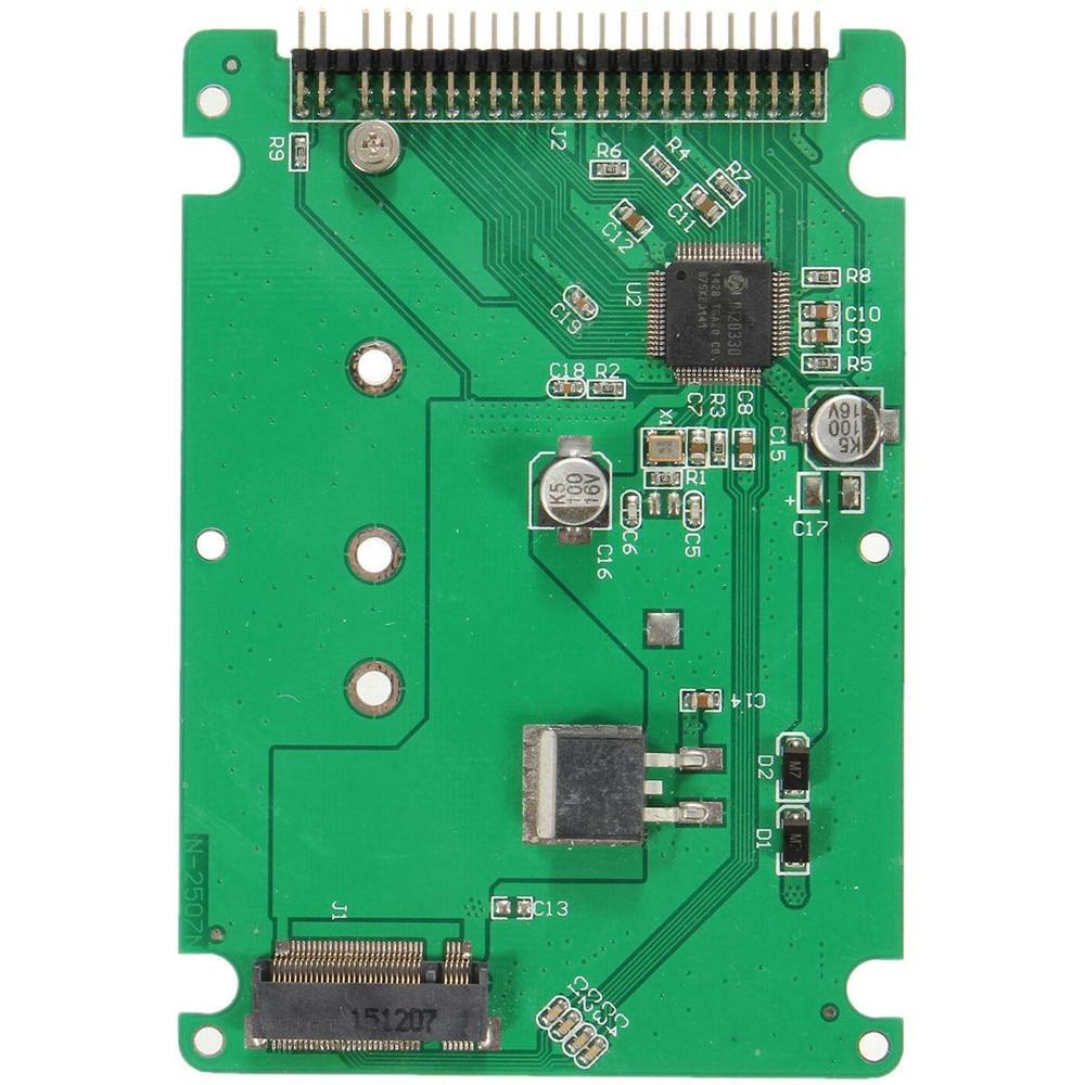 M.2 NGFF SATA Based B Key SSD to 2.5