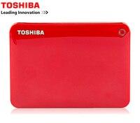 Toshiba 2,5 дюймов 3 ТБ жестких дисков высокой Скорость USB3.0 противоударный внешний жесткий диск HDD устройств хранения данных для настольных ПК но