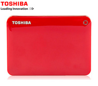 Toshiba 2.5 inch 3TB Hard Drives High Speed USB3.0 Shockproof External Hard Disk HDD Storage Devices For PC Desktop Laptop Cheap