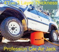 Free Shipping NEW ARRIVAL 4 Ton Exhaust Air Jack Auto jack for Sedan and SUV( CE certificate )