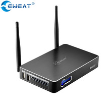 Android TV Box Eweat EW812 2G + 16G ohne SATA Amlogic S812 Quadcore Mini PC Google Kitkat Smart Media Player 4 Karat XBMC IPTV(China (Mainland))
