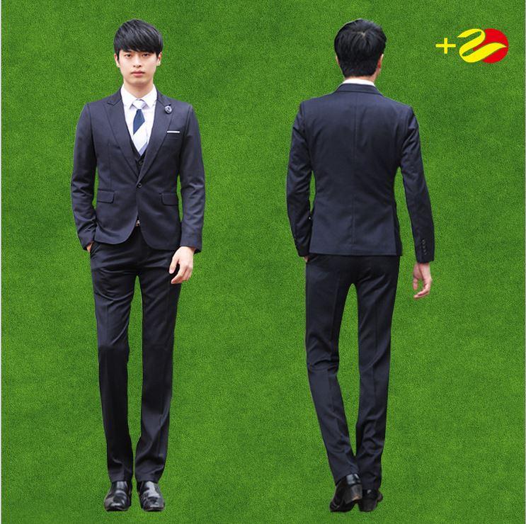 Aliexpress.com : Buy Mens tailor suit jacket with pants Tuxedo ...
