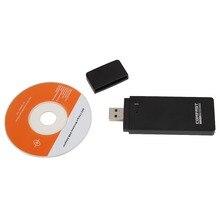 2.4G/5G Wireless Network Card 802.11ac Mini USB WiFI Adapter 1750Mbps 11AC Dual Band Gigabit USB3.0 Ethernet Interface Card
