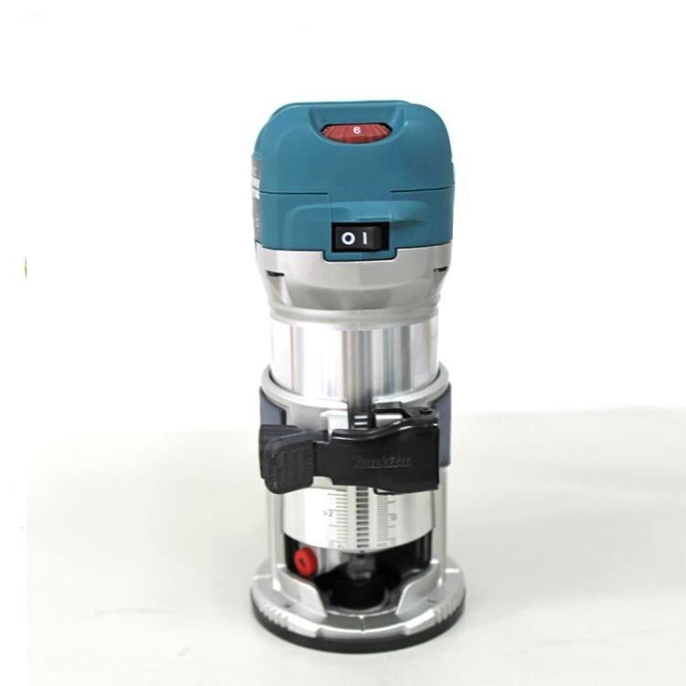 Tondeuse électrique à bois tondeuse vitesse gravure Machine à bois rainurage bakélite fraisage RT0700C - 2
