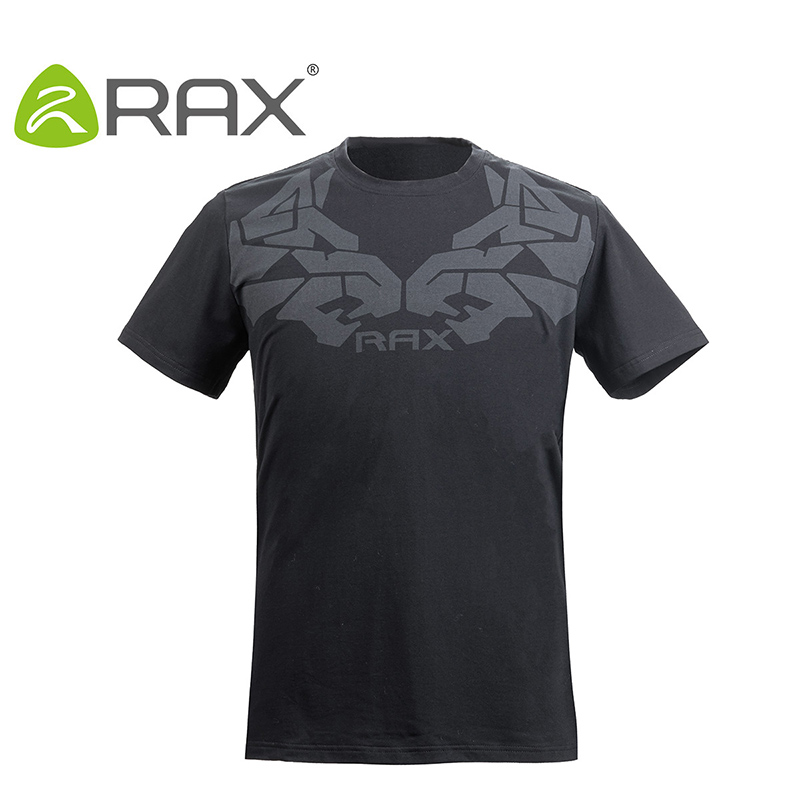 RAX Mens Sports T-shirt Breathable Quick Dry Sports Clothing Men Outdoor Sports T-shirts 72-2N102
