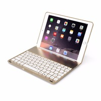 Wireless Bluetooth Keyboard Tablet Apple Keyboard with 7color Backlight 10m Distance for Apple's new ipad9.7 and ipadair