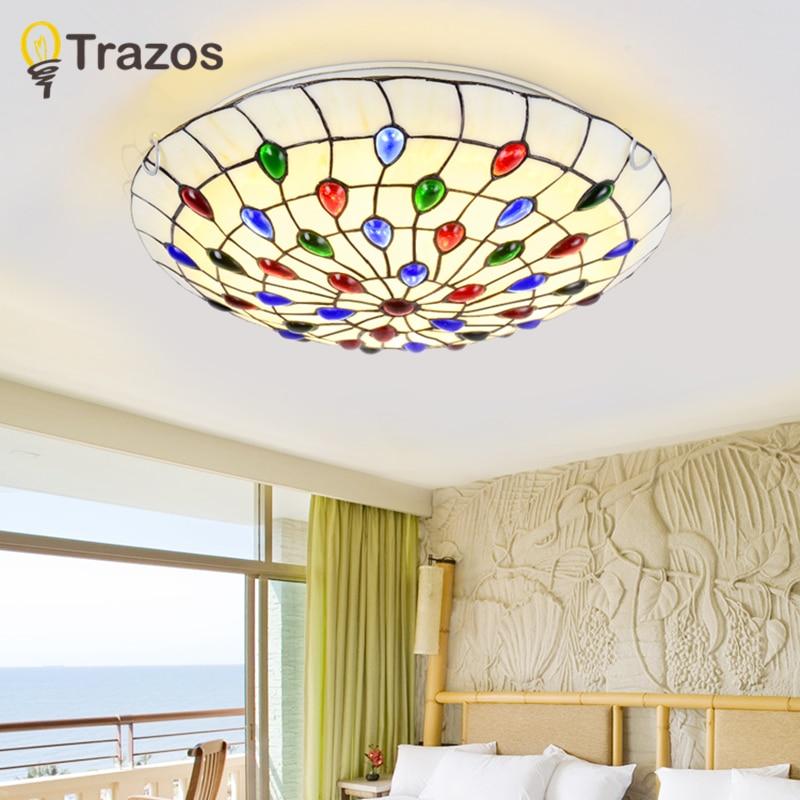 Modern Church Ceiling Lights For Living Room luminarias para sala plafon led Grass Ceiling Lamp Fixtures For Bedroom