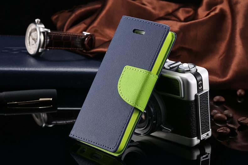 Podwójny kolor klapki skóra telefon torba case dla iphone 6 7 6 s plus 5 5S se gniazda kart + stojak kabura pokrowiec case dla iphone 7 6 6 s 58