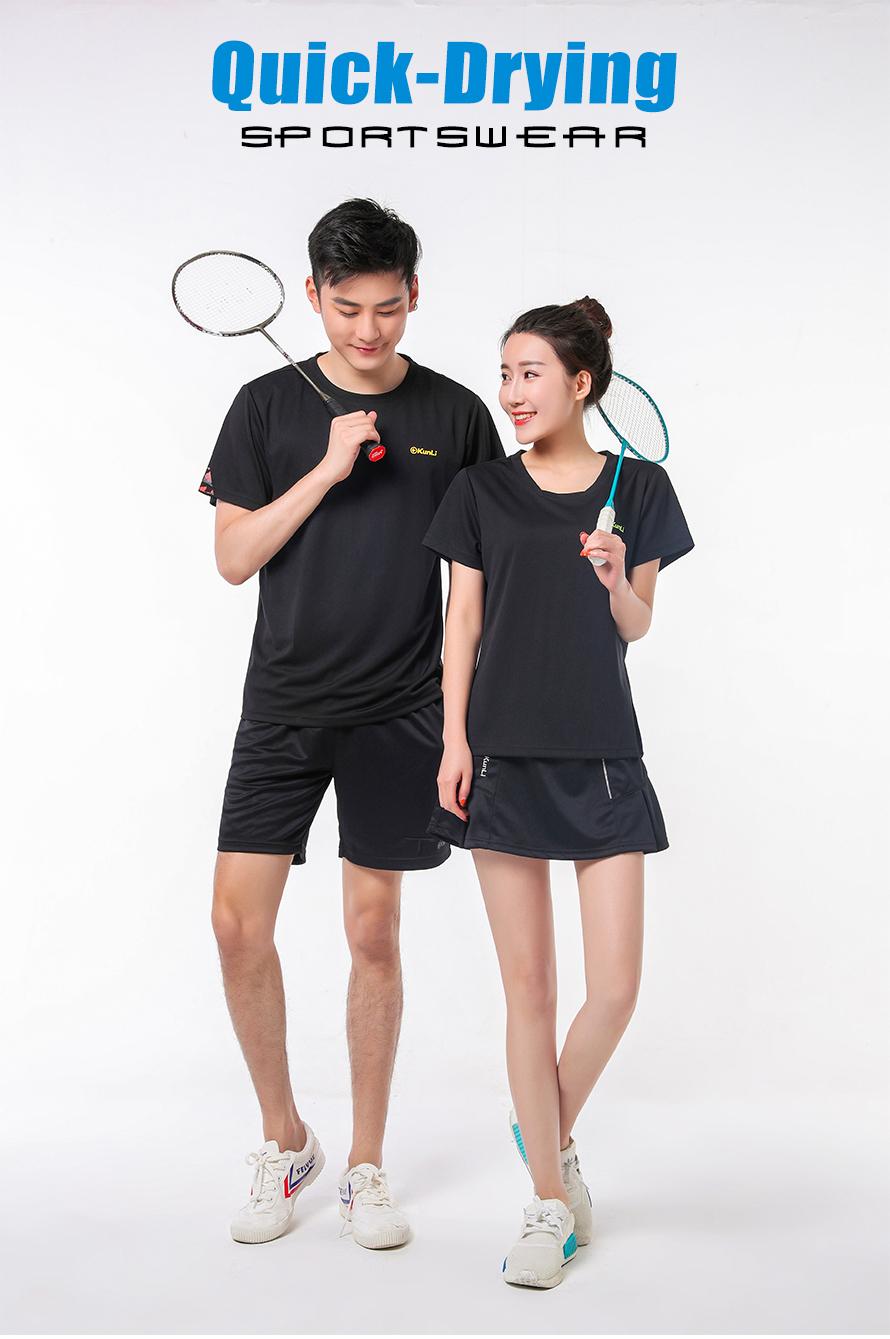 Kunli 2017 новая Мужская теннисная рубашка уличная спортивная